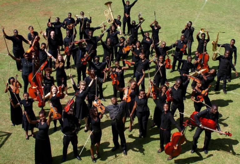 Classical music in Kenya