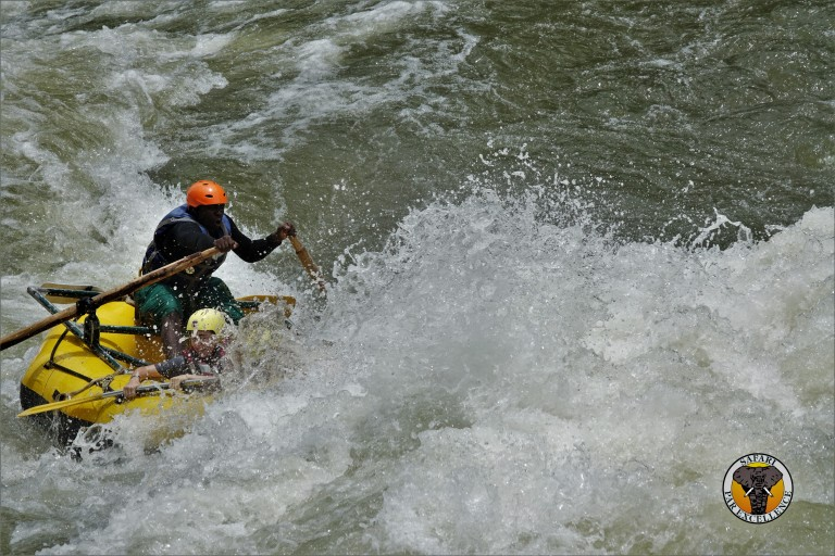 Best rivers for white water rafting