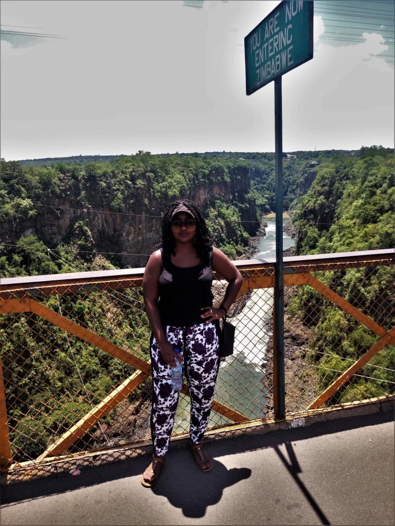 Victoria falls camping