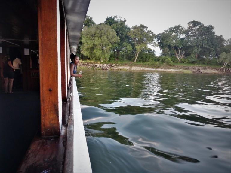 Tourist activities in Livingstone