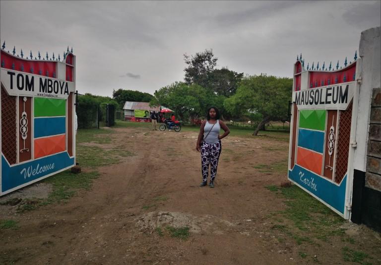 Tom Mboya Maussoleum