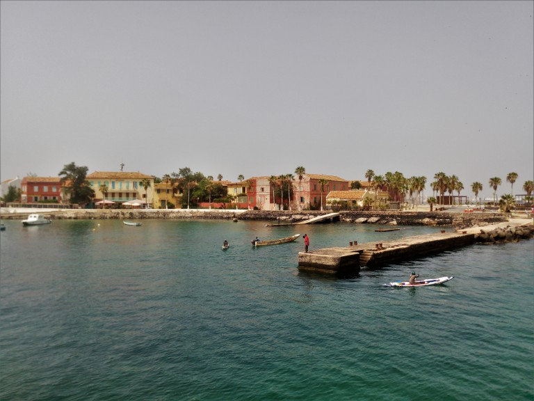 Tourist attractions in Senegal